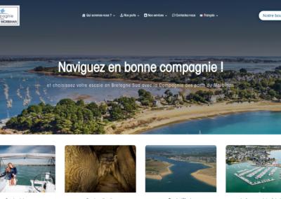 La Compagnie des Ports du Morbihan